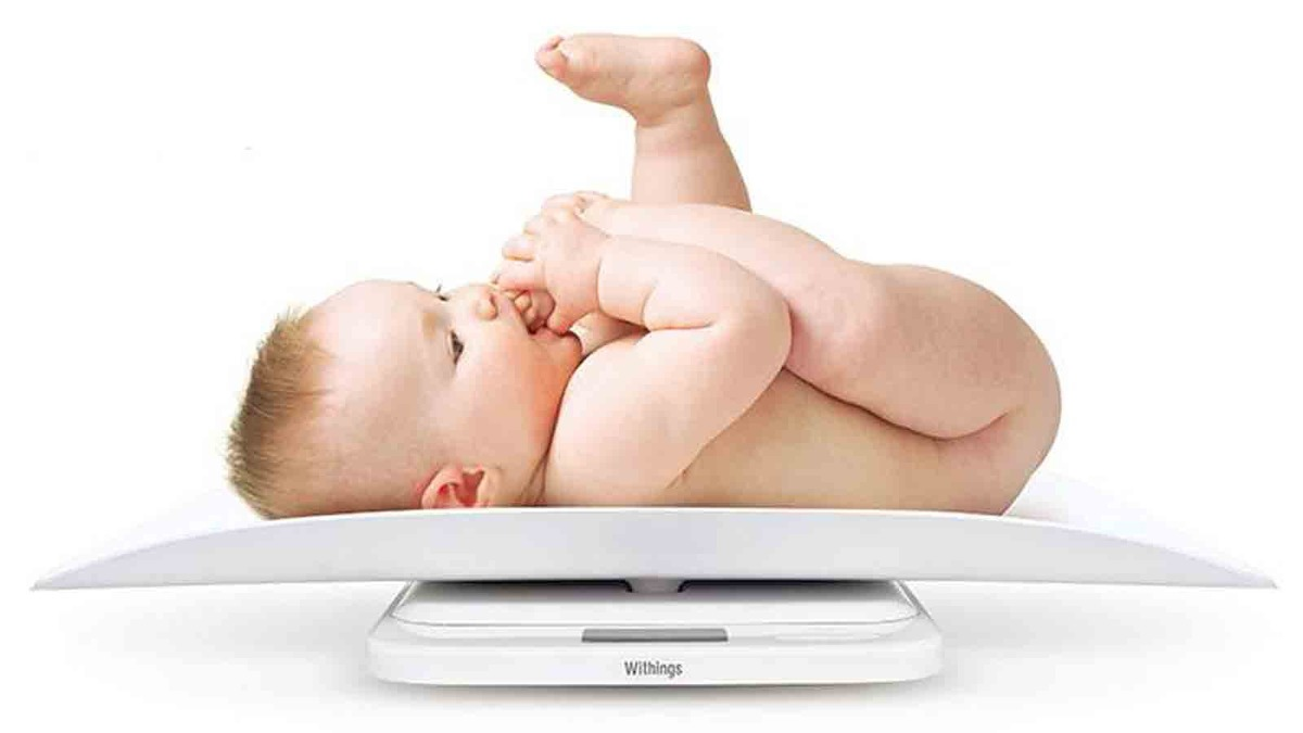 Withings-Smart-Baby-Scale