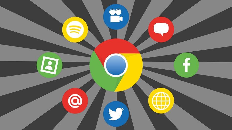 google-chrome-social-media