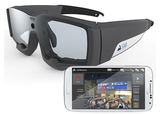SMI launches Eye Tracking Glasses 2.0 with smartphone-based recorder (video)