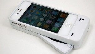 iPhone Case Lets You Charge Your Device by Hand