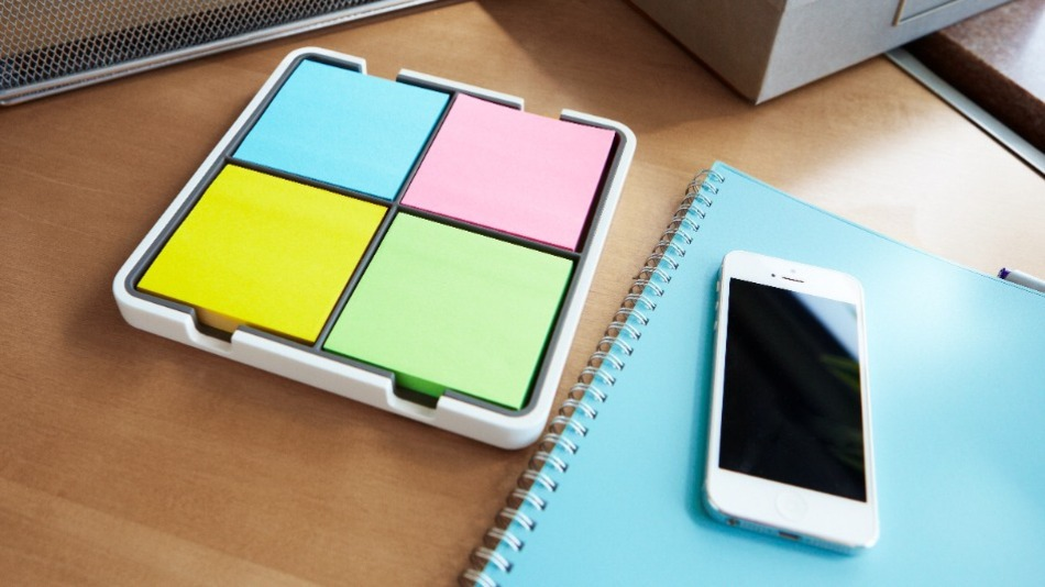 Evernote and 3M Digitize the Post-It Note