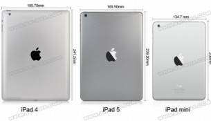 Leaked Video Reportedly Shows Apple's Upcoming iPad 5