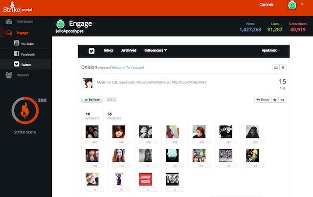 strike-social-engagement-screenshot-1