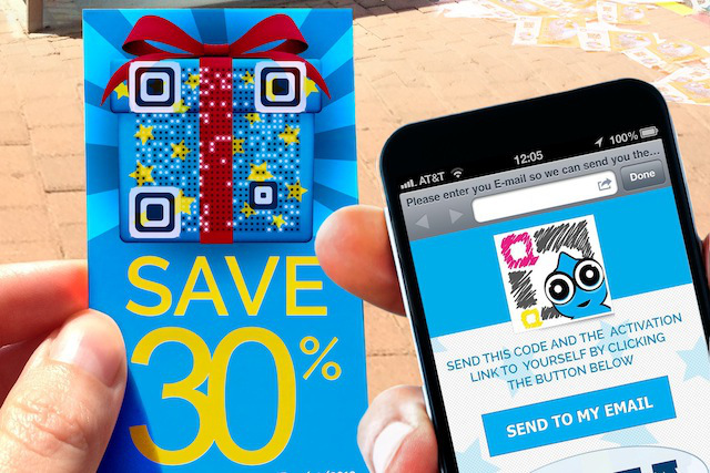 Visualead Raises $1.6M For QR Codes That (Kind Of) Blend In