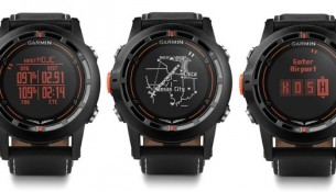 Garmin D2 delivers wrist-friendly GPS for pilots