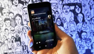 Facebook Home Opens Up to Instagram, Pinterest Content
