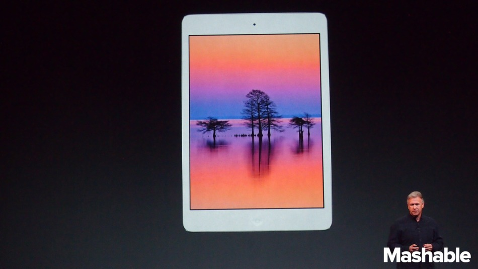 Apple's New Retina iPad Mini Starts at $399