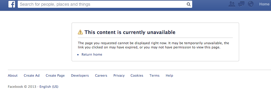 Facebook removed the controversial video on Tuesday night.