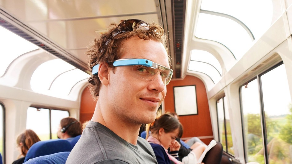 Google Updates Glass With Transit Directions