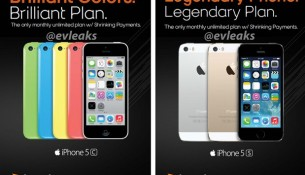 Leak hints at iPhone 5c and 5s variants for Boost Mobile