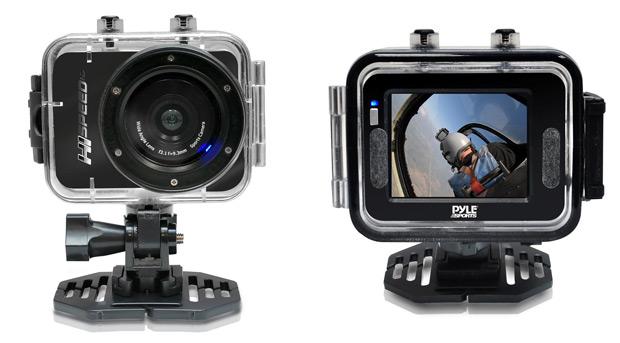 Pyle announces Hi-Speed HD Sports Camera