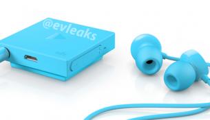 Nokia's answer to the iPod Shuffle might look a lot like an iPod Shuffle