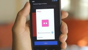 Facebook Home adds Flickr, Tumblr, Instagram and Pinterest to lock screen (video)