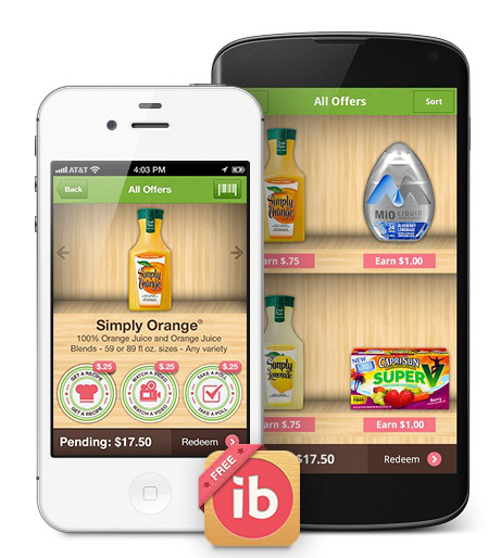 Ibotta Expands Beyond Mobile Coupons, Now Lets You Earn Cash Back From Restaurants, Fast Food & Home Improvement Stores