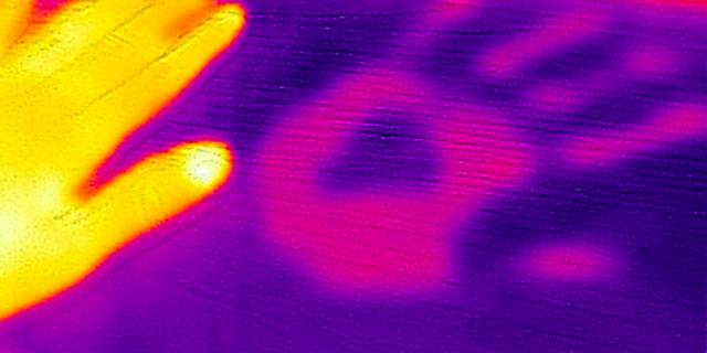 heat-sensing