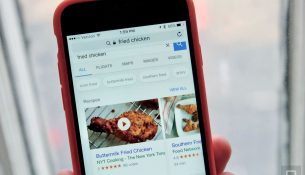 Google Mobile Food
