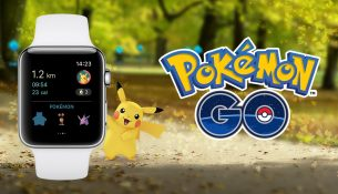 Apple watch pokemon