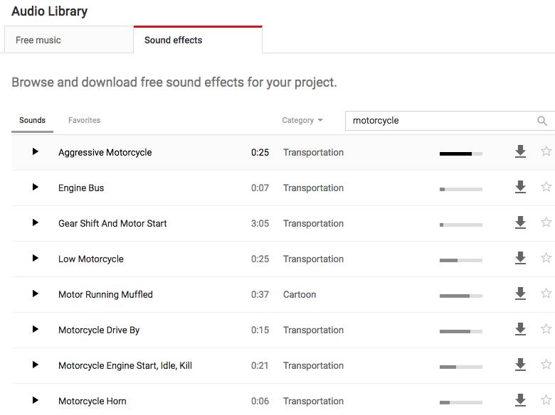 youtube-audio-library